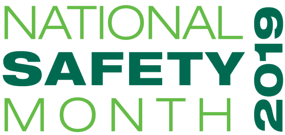 2019 National Safety Month