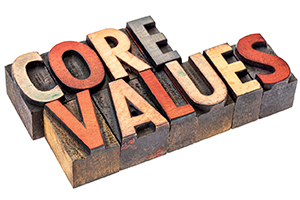 Core Values - Blog