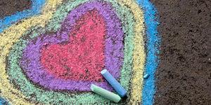 Gratitude Chalk - Blog