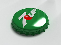 Heads up, 7-up