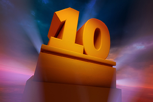 Top 10 2018 - Blog