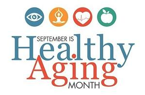 Healthy Aging Month - Blog