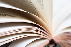 Turning the Page - Blog